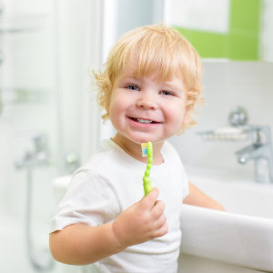 A quick guide to a healthy mouth in children